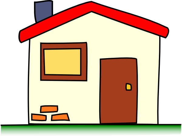 Free Images Of A House, Download Free Clip Art, Free Clip Art on Clipart  Library